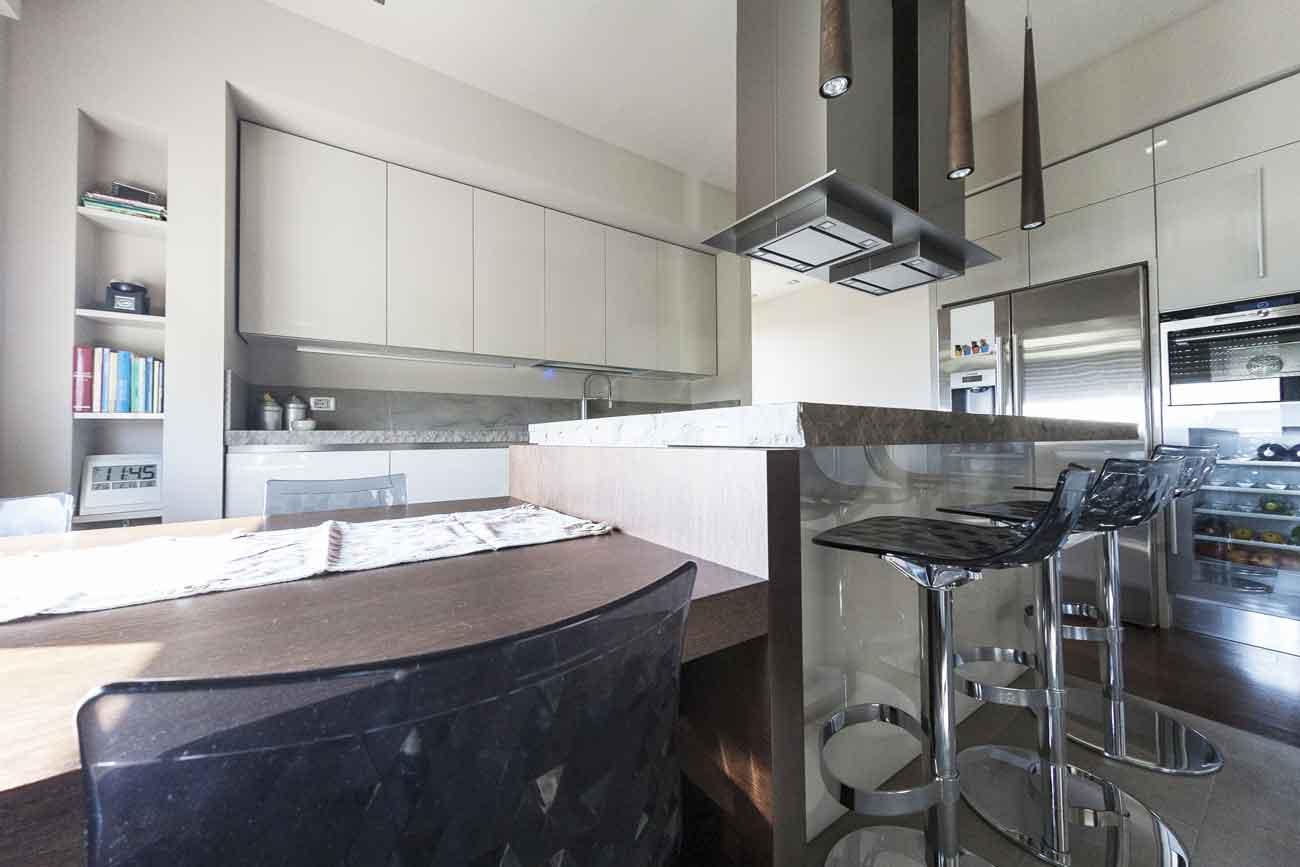 naldi pavimenti casa materiali in armonia cucina open space posti - Cucina Open Space