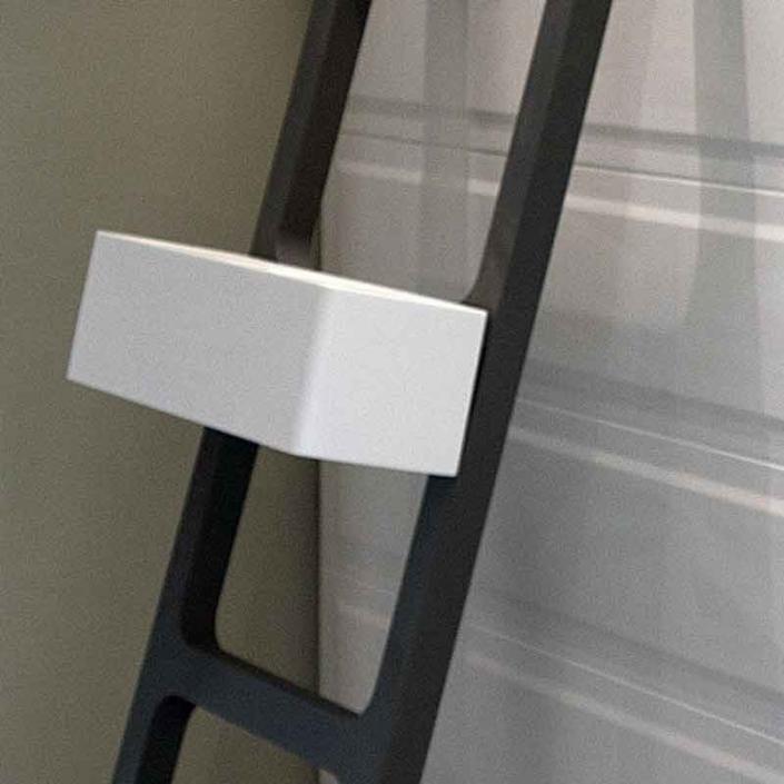 Naldi pavimenti, Showroom, Porta oggetti mobile