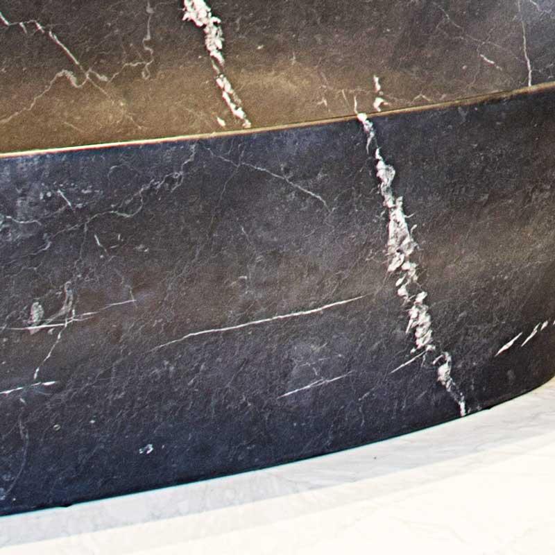 Naldi pavimenti, Marmo bicromatico