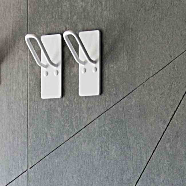 Naldi pavimenti, Showroom, Accessori in esposizione